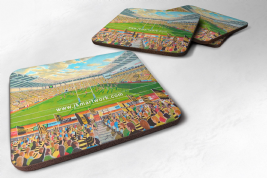 ricoh arena Coaster set of four